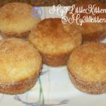 French Breakfast Muffins Recipe {Cinnamon & Sugar}