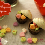 Valentine Candy ~ Cupcake Surprise