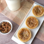Easy Butter Pecan Tarts