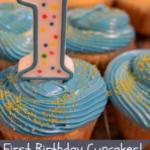 First Birthday Cupcakes with Raincoast Books