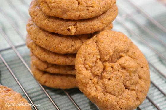 Pumpkin Spice Cookies 3