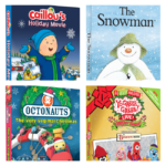 Holiday Movies for Kids #Giveaway