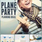plane-birthday-party-planning-ideas