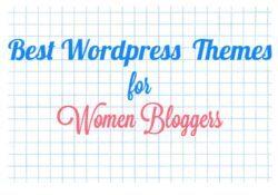 Best WordPress Themes for Women Bloggers