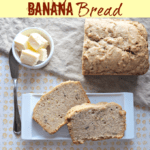 Insanely Delicious Banana Bread