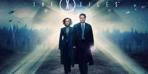My 2016 Meets The X-Files #NewYearNewView