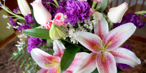 Celebrate Mother's Day with Teleflora #OneToughMother