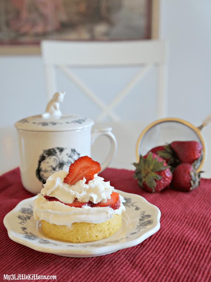 Strawberry Shortcake Victorian Trading