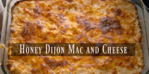 Honey Dijon Mac and Cheese #ProntoNight