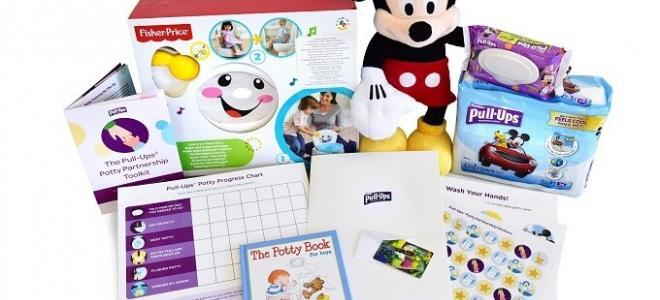 Potty Training Necessities #Giveaway