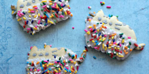 Pusheen in a Cupcake Cookies