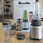 Strawberry Cherry Shakeology & Breville Boss To Go Plus