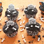 Pet Cemetery Cupcakes