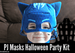 PJ Masks Halloween Party Kit