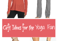 Gift Ideas for the Yoga Fan