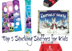 Top 5 Stocking Stuffers for Kids