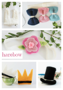 Give the Gift of Whimsy – Harebow #Giveaway