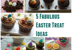Five Fabulous Easter Treat Ideas