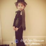 Wizard of Oz Costume Trunk #HalloweenAdvent