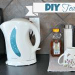 DIY Tea Station