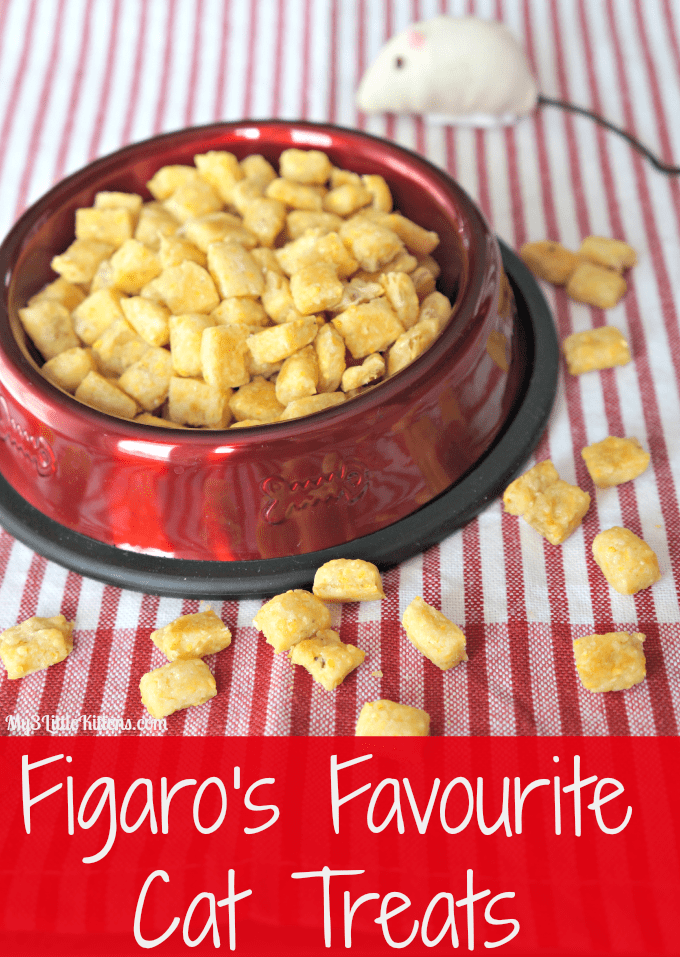 Figaro's Favourite Cat Treats are the perfect treat for your kitty cat.