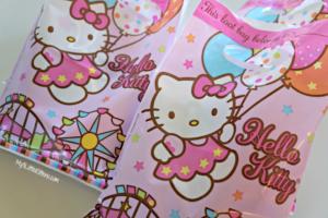 DIY Birthday Goodie Bags