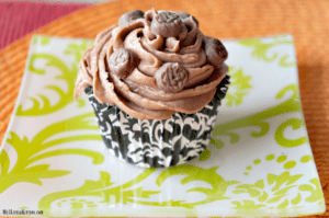 Russell Stover Halloween Cupcakes