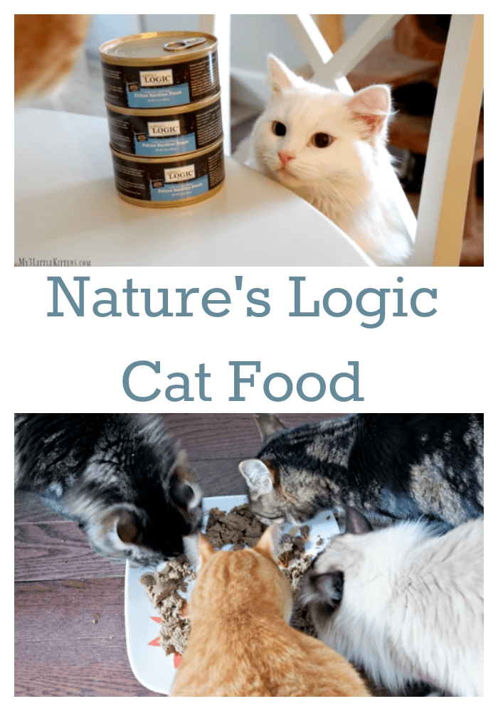 Where To Buy Nature S Logic Cat Food