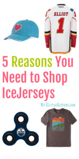 5 Reasons You Need to Shop IceJerseys #Giveaway