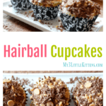 Hairball Cupcakes