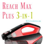Dirt Devil Reach Max Plus 3-in-1 #Giveaway