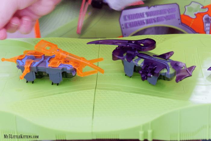 HEXBUG Gladiators Battling Robots are perfect for kids
