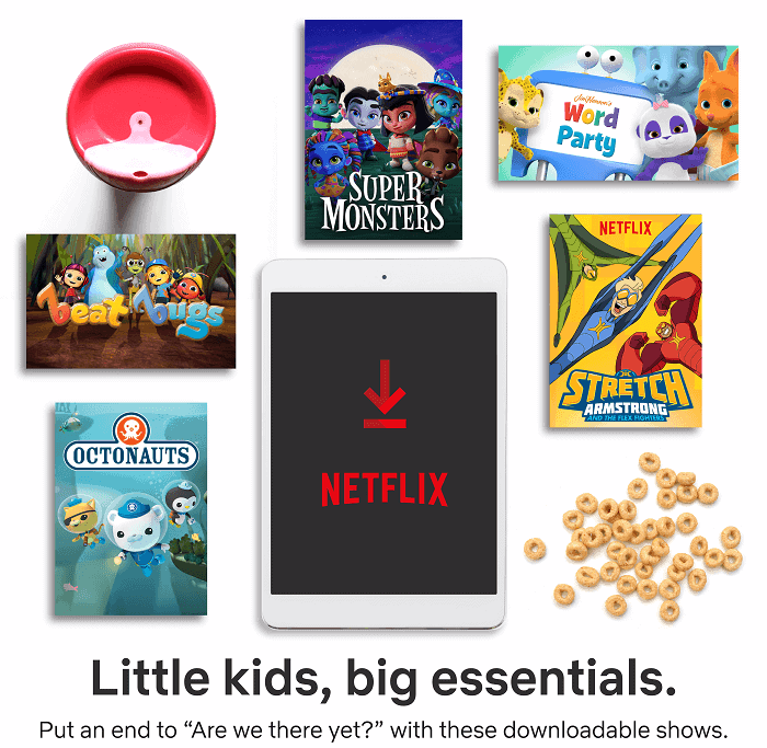 Traveling Essentials For Kids