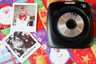 Holiday Photos With FujiFilm #InstaxSQHoliday