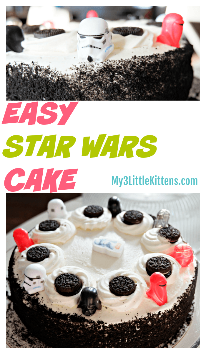 Easy DIY Storm Trooper Star Wars Birthday Cake Ideas Galore